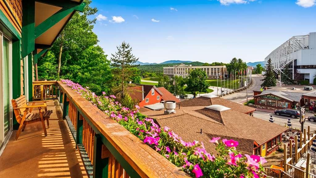 Best Western Adirondack Inn - Patio
