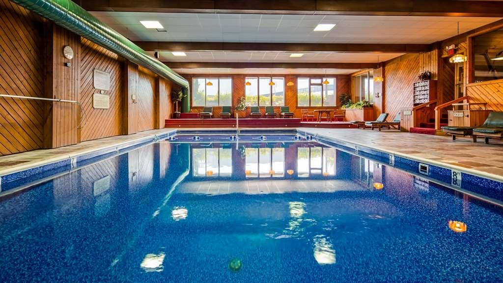Best Western Adirondack Inn - Indoor Pool