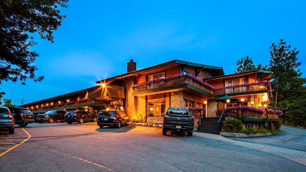 Best Western Adirondack Inn - Exterior