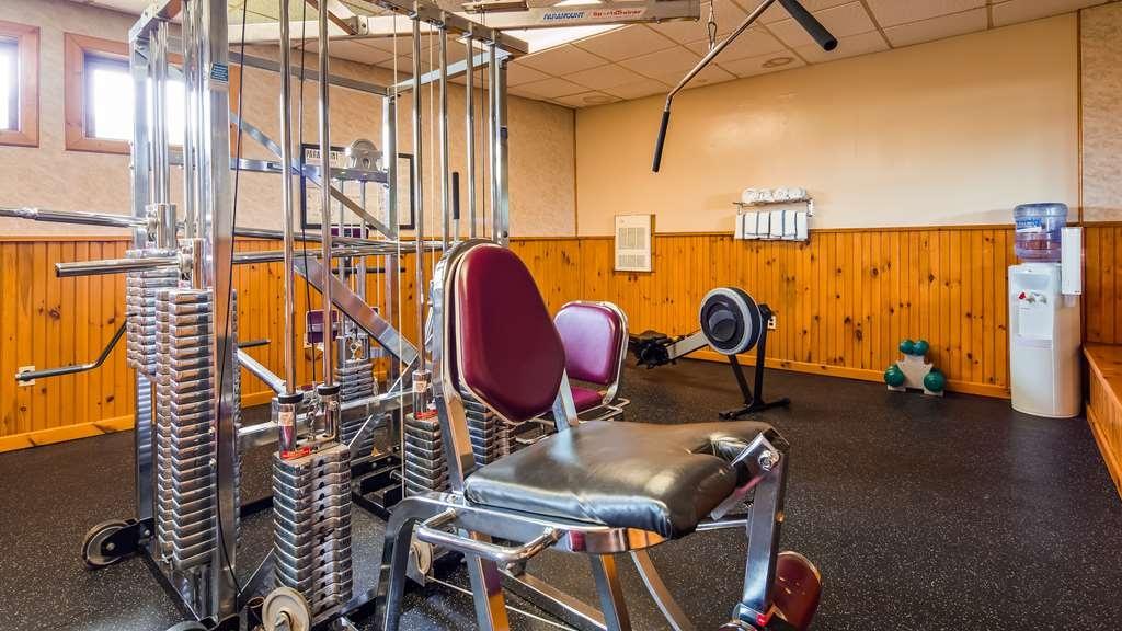 Best Western Adirondack Inn - Club de salud
