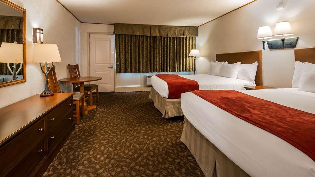 Best Western Adirondack Inn - 2 Queen Beds - 1st Floor