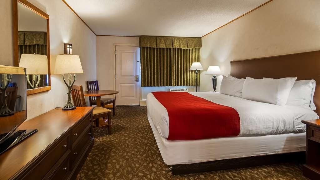 Best Western Adirondack Inn - 1 King Bed - 1st Floor