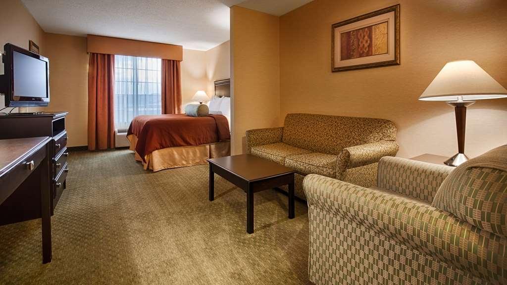 Best Western Plus Victor Inn & Suites - King Junior Suite