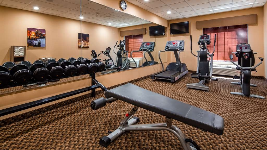 Best Western Plus Victor Inn & Suites - Fitness Center