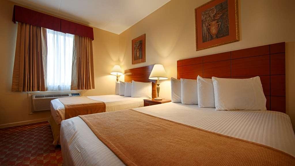 Best Western Jamaica Inn - Double Queen Guest Room