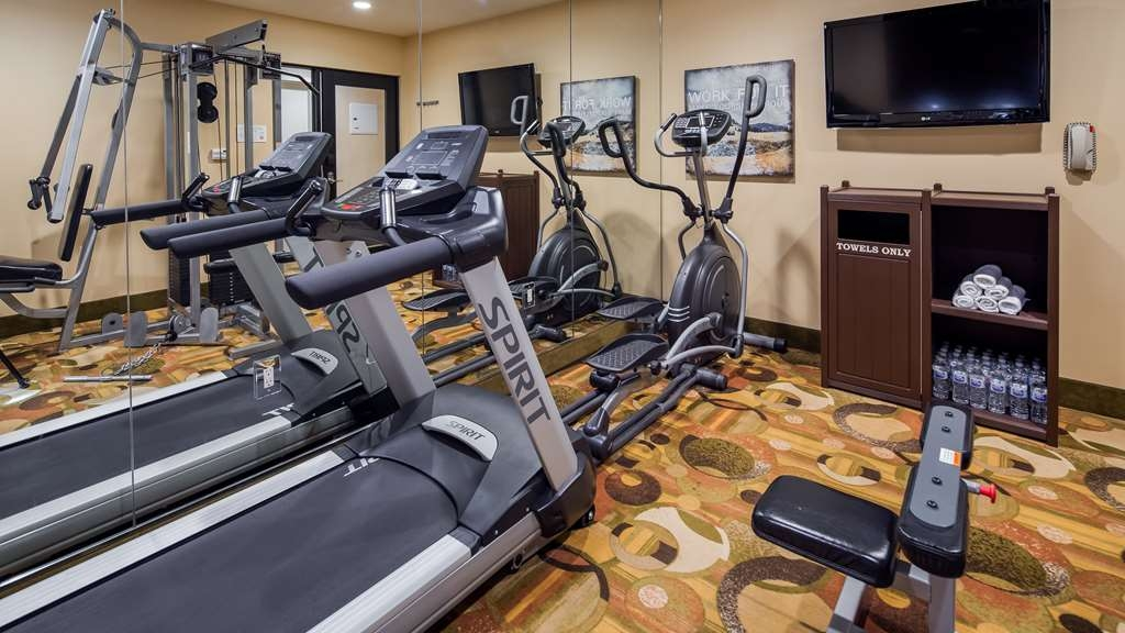 Best Western Plus Arena Hotel - Fitness Center