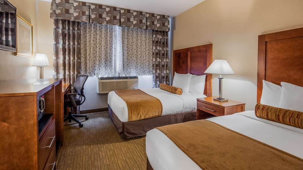 Best Western Plus Arena Hotel - Guest Room