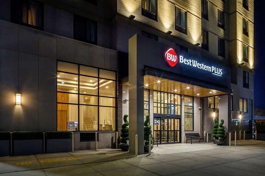 Hotel in New York | Best Western Plus Plaza Hotel