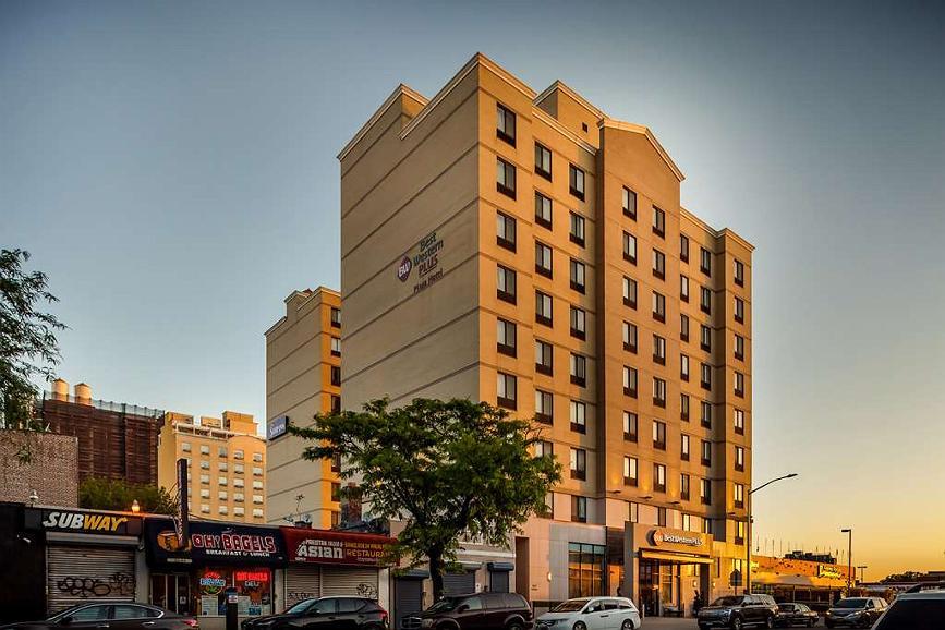 Best Western Plus Plaza Hotel - Area esterna