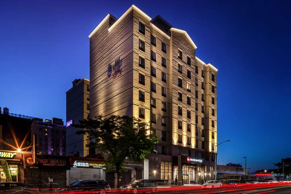 Best Western Plus Plaza Hotel - Vista Exterior
