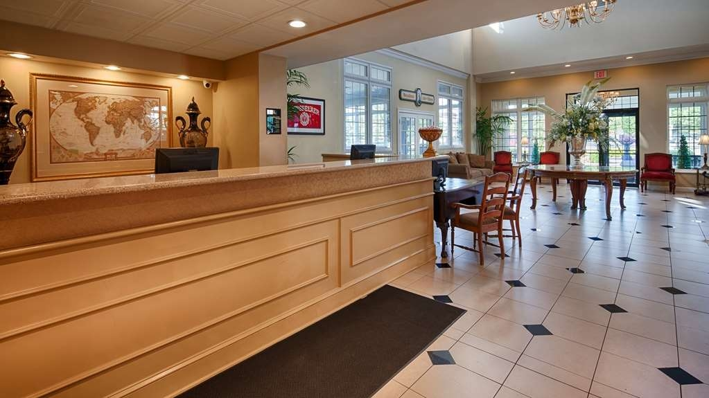 Best Western Plus Franklin Square Inn Troy/Albany - empfang
