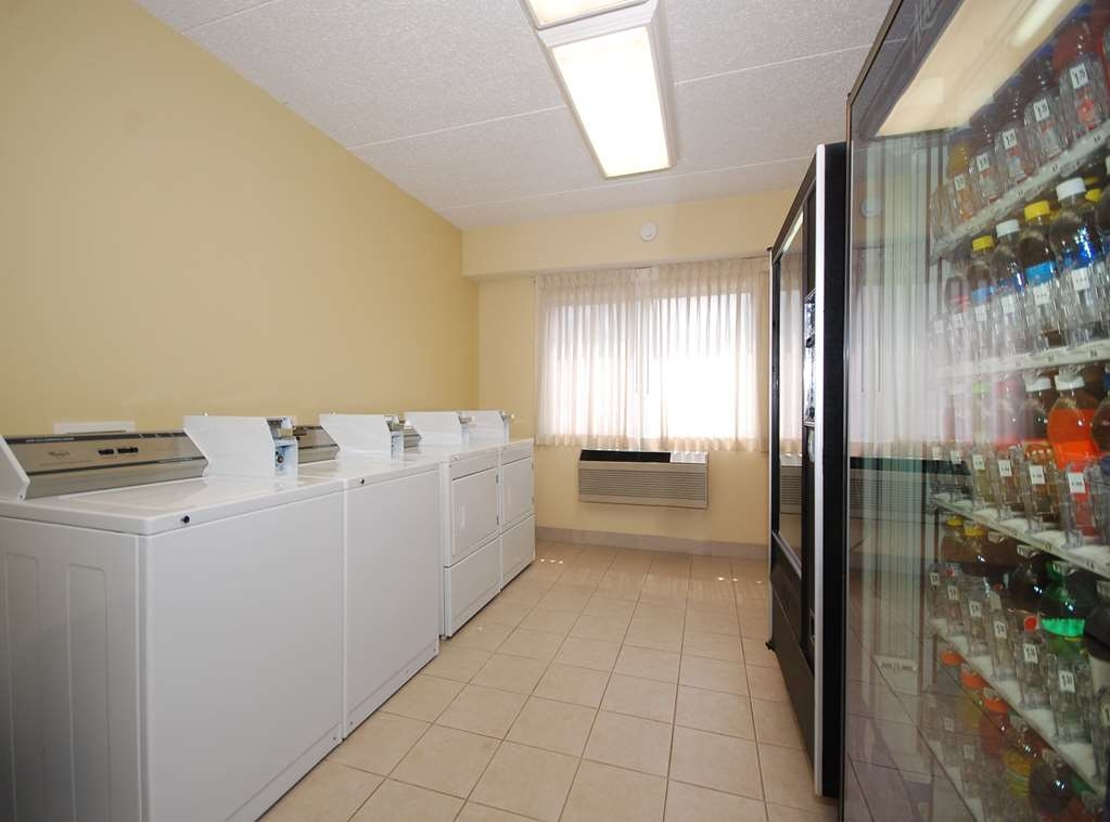 Best Western Plus Franklin Square Inn Troy/Albany - Our hotel boasts a guest laundry area, for your convenience.