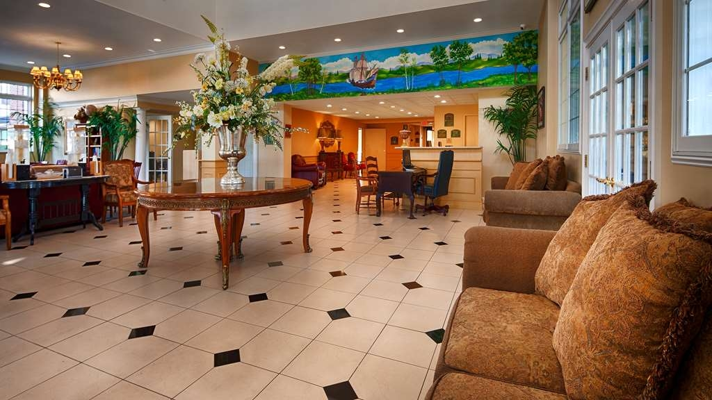 Best Western Plus Franklin Square Inn Troy/Albany - Lobbyansicht