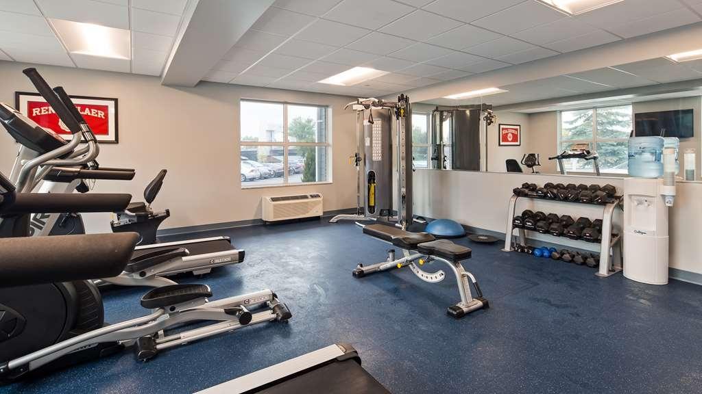 Best Western Plus Franklin Square Inn Troy/Albany - Fitnessstudio