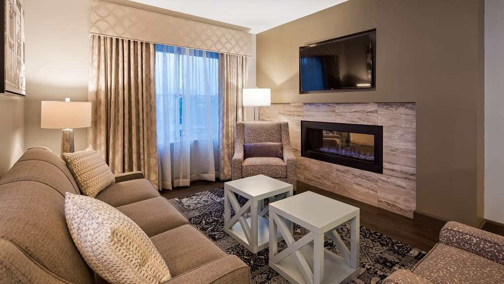 Best Western Plus Franklin Square Inn Troy/Albany - Suite