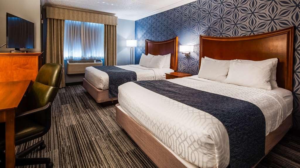 Best Western Plus Franklin Square Inn Troy/Albany - Habitaciones/Alojamientos