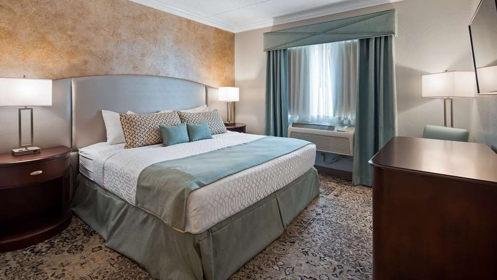 Best Western Plus Franklin Square Inn Troy/Albany - Chambres / Logements