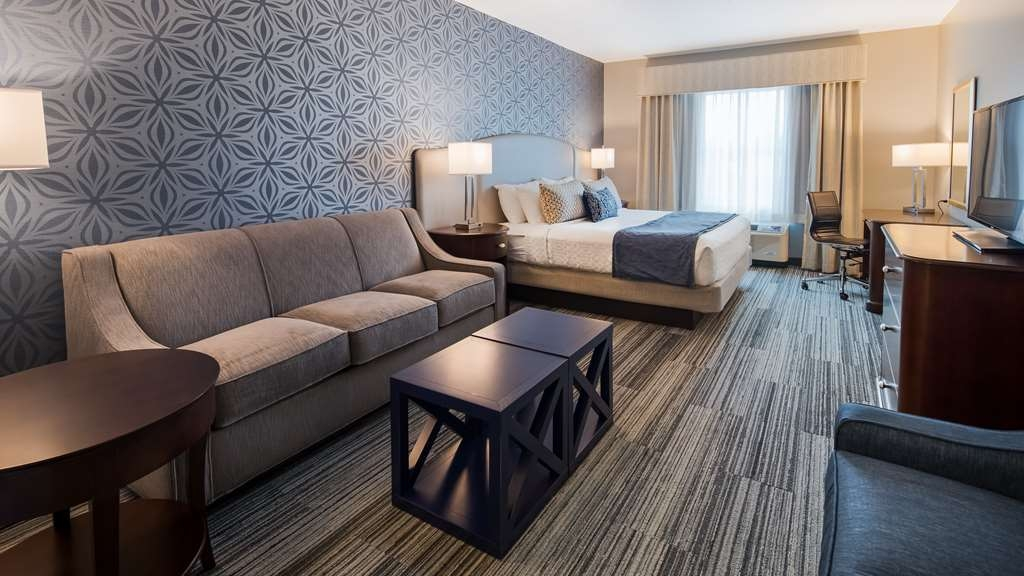 Best Western Plus Franklin Square Inn Troy/Albany - King Extended