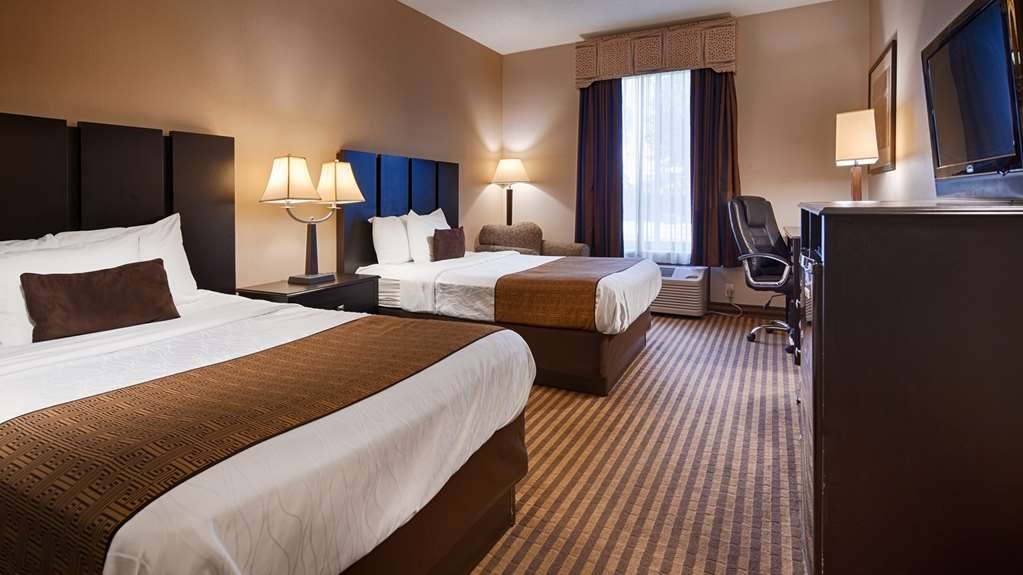 Best Western Dunkirk & Fredonia Inn - Two Double Guest Room