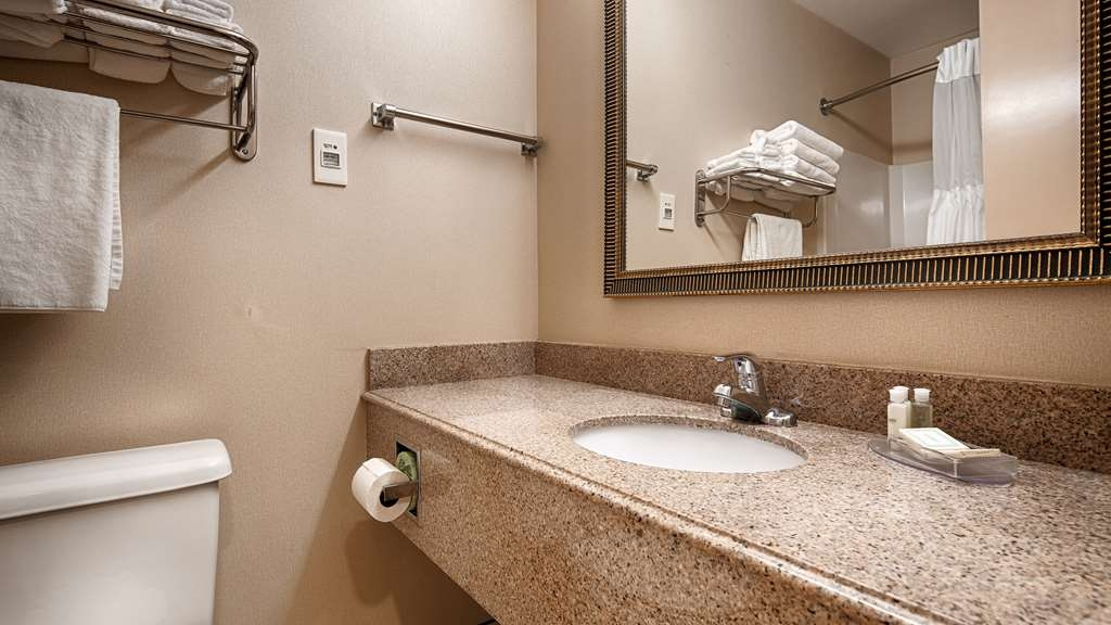 Best Western Dunkirk & Fredonia Inn - Guest Bathroom