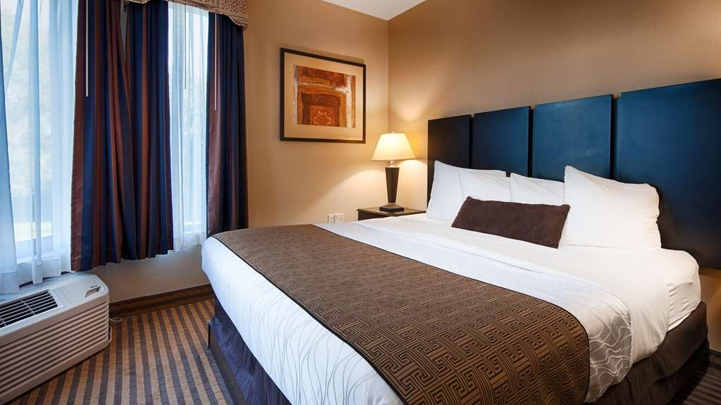 Best Western Dunkirk & Fredonia Inn - King Guest Room