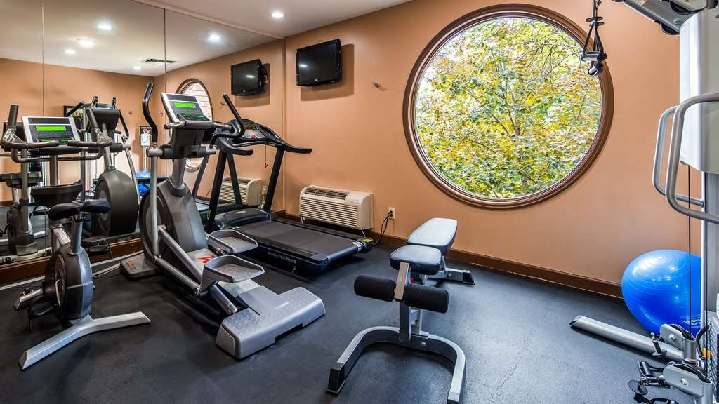 Best Western Plus The Inn & Suites at the Falls - Fitnessstudio