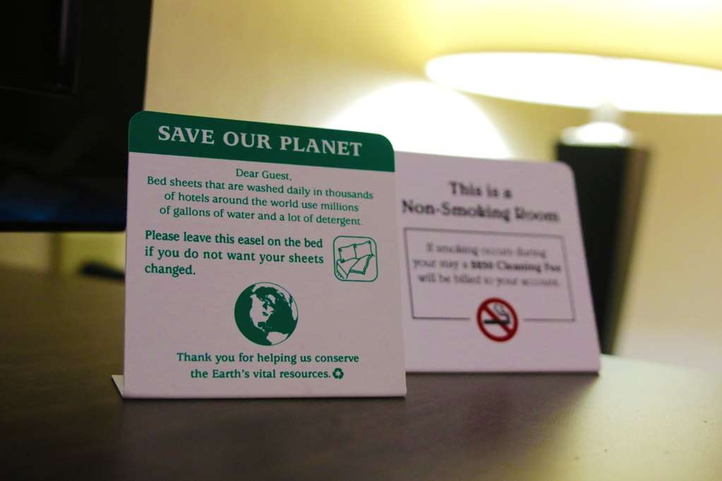 Best Western Plus Galleria Inn & Suites - Doing our part to help protect the environment.