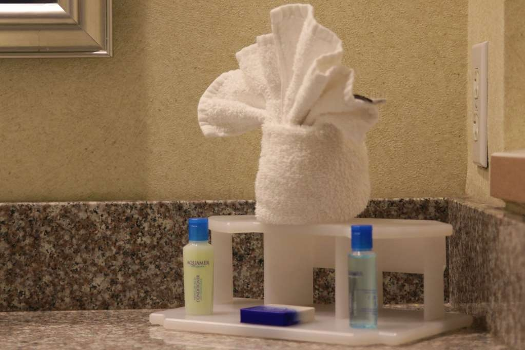 Best Western Plus Galleria Inn & Suites - All rooms come with upgraded personal amenities.