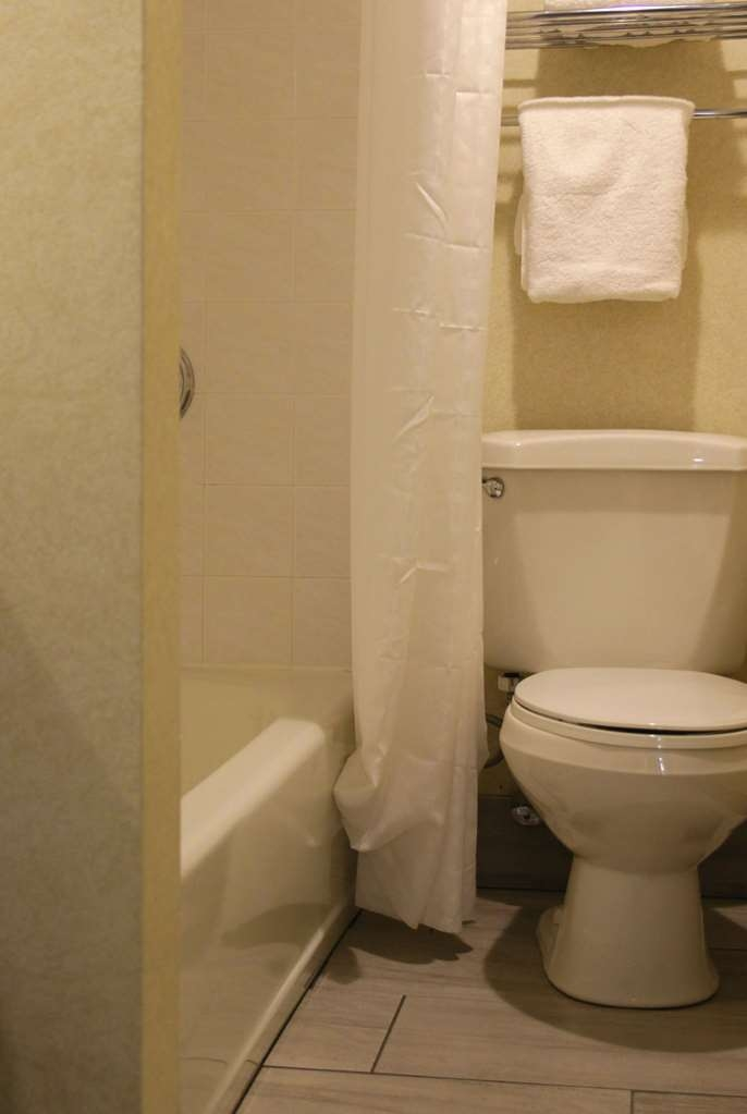 Best Western Plus Galleria Inn & Suites - Our double rooms come with tub/shower combination.