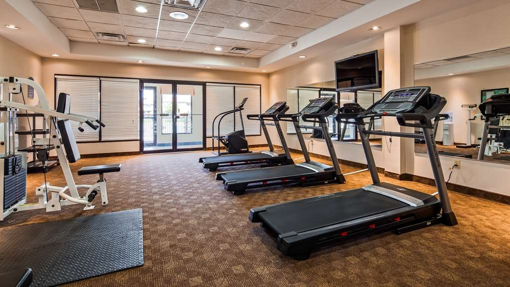Best Western Plus Galleria Inn & Suites - Fitnessstudio