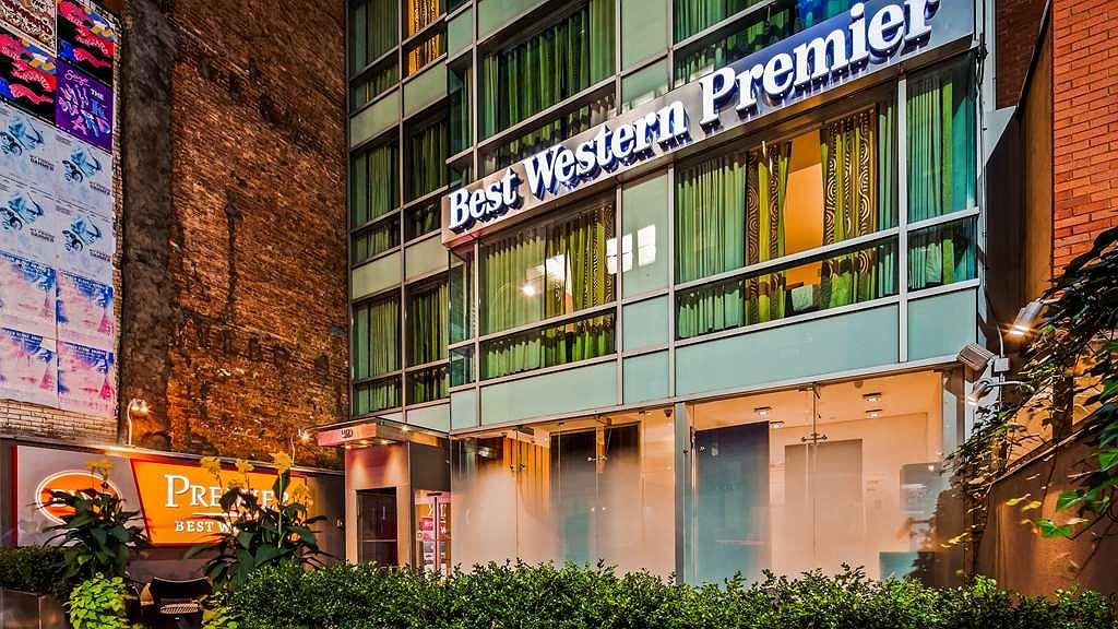 Hotel Best Western Premier Herald Square, New York