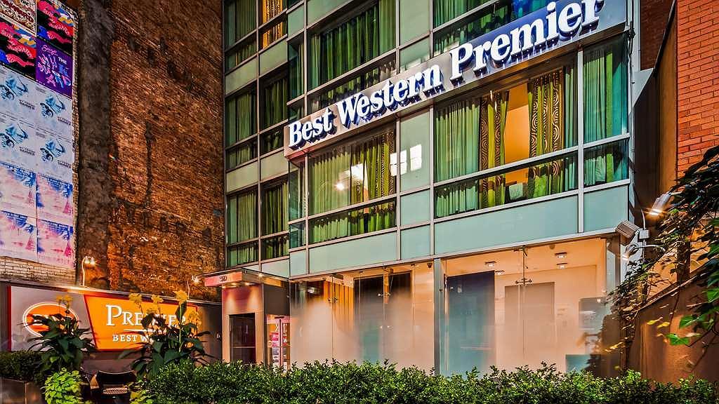 Best Western Premier Herald Square - Vue extérieure