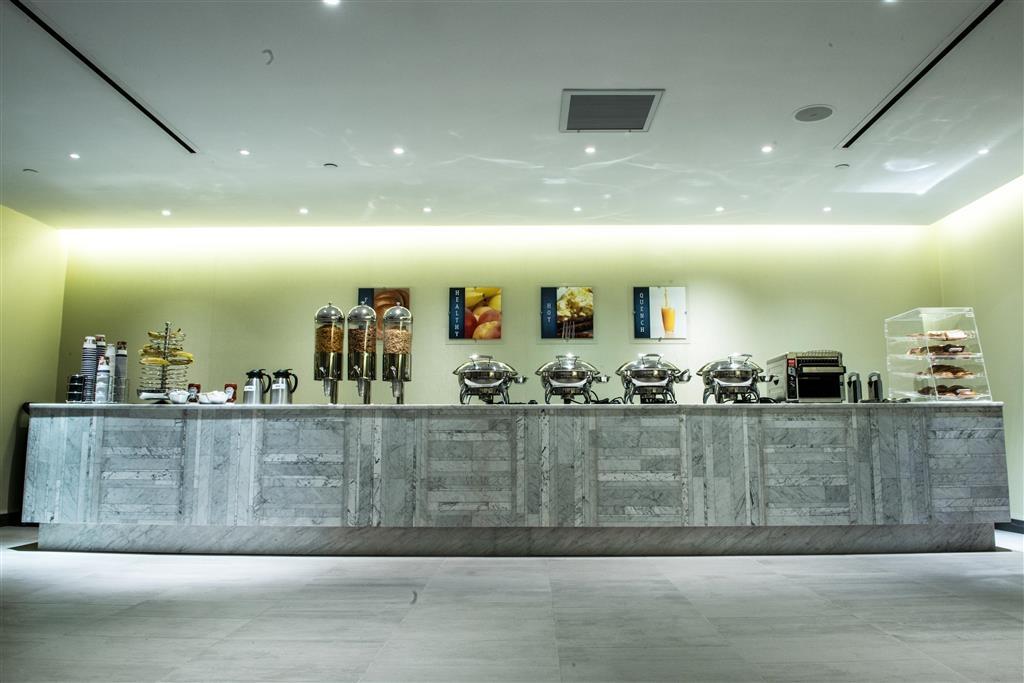 Best Western Premier Herald Square - Prima colazione a buffet