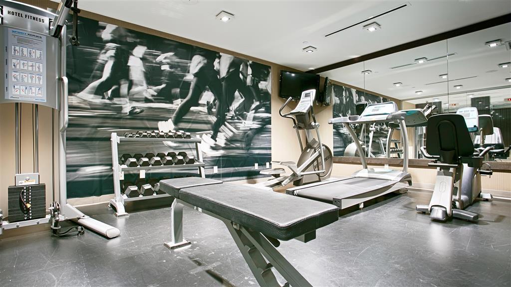 Best Western Premier Herald Square - Grazie al nostro centro fitness potrai mantenerti in forma... anche mentre sei in viaggio.