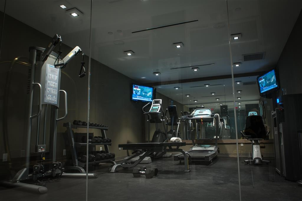 Best Western Premier Herald Square - Mantieniti in forma nel nostro centro fitness completamente attrezzato.