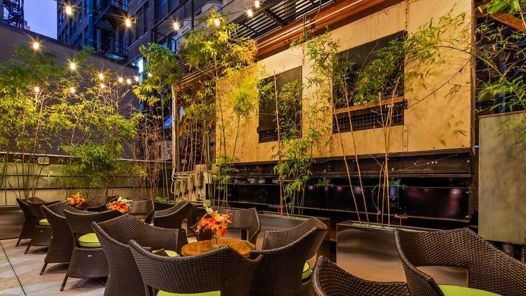Best Western Premier Herald Square - habitación de huéspedes-amenidad