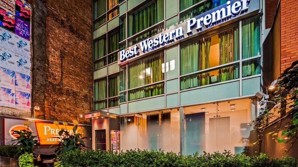 Best Western Premier Herald Square - Vista Exterior