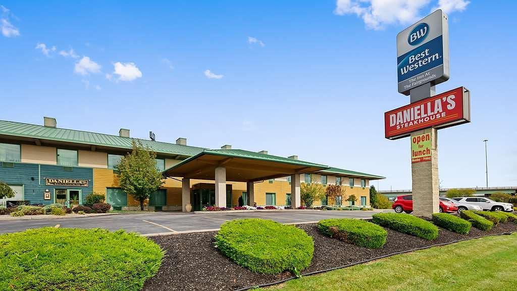 Best Western The Inn at the Fairgrounds - Area esterna