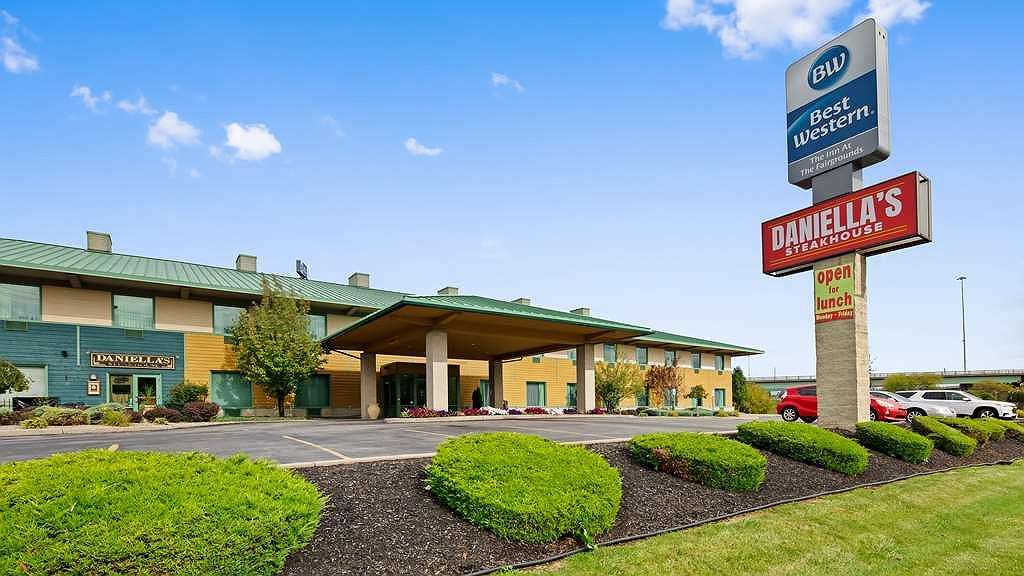 Best Western The Inn at the Fairgrounds - Vista exterior