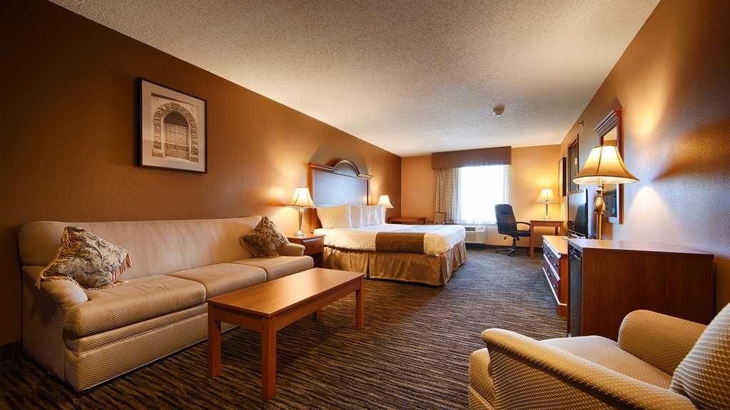 Best Western The Inn at the Fairgrounds - Suite
