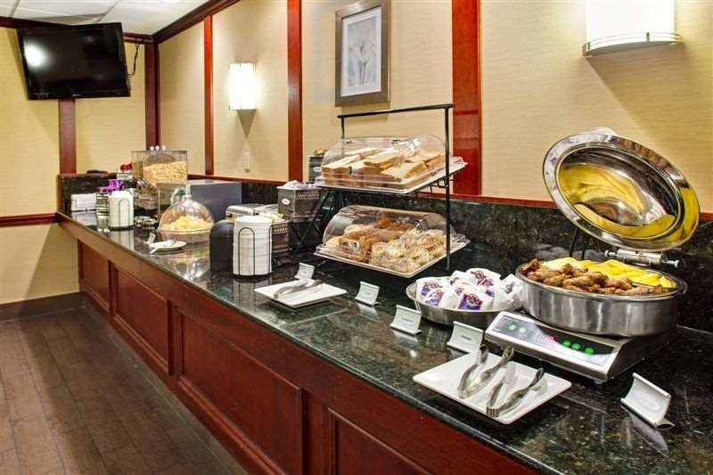 Best Western Plus Lockport Hotel - Start your day off right with a complimentary continental breakfast.