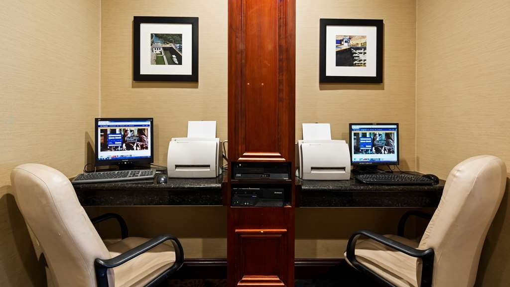 Best Western Plus Lockport Hotel - Geschäft-zentrum