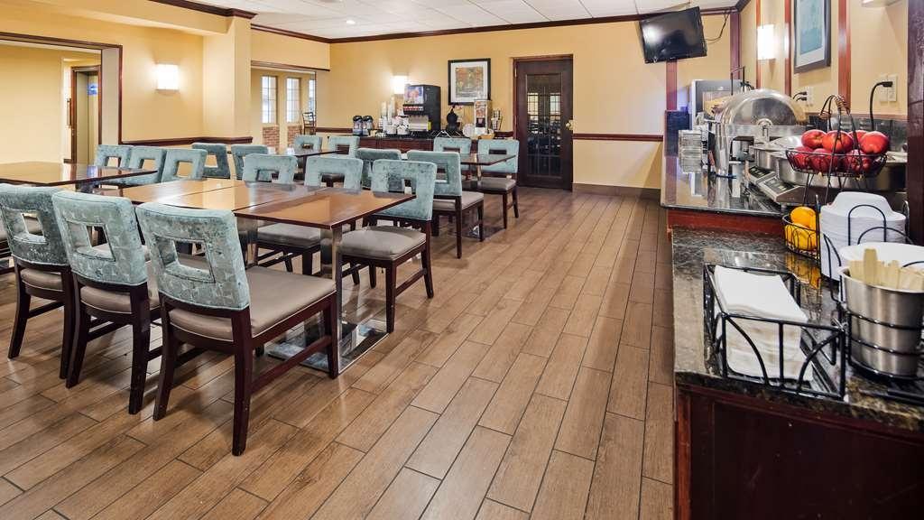 Best Western Plus Lockport Hotel - Restaurant / Gastronomie