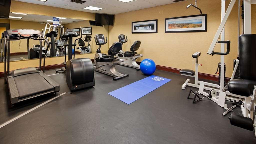 Best Western Plus Lockport Hotel - Fitnessstudio