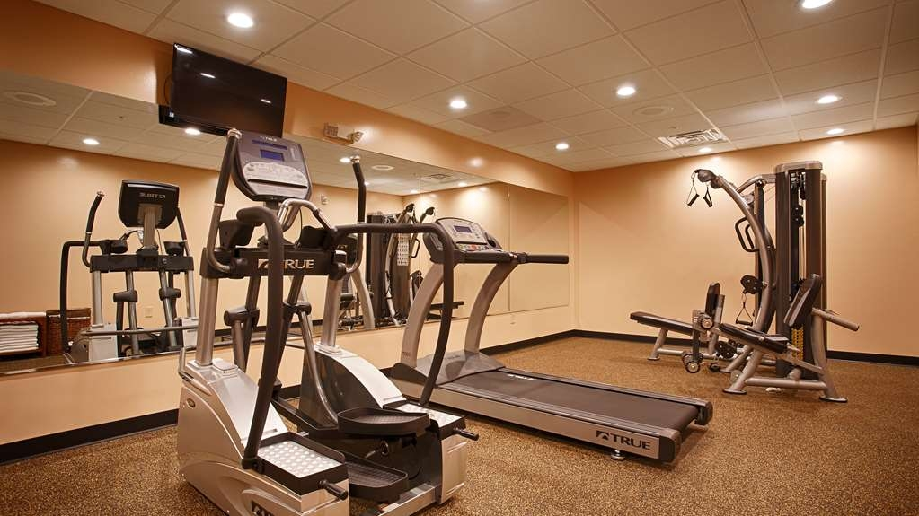 Best Western Plus Finger Lakes Inn & Suites - Stay healthy while visiting Cortland, NY in our fully equipped fitness center.