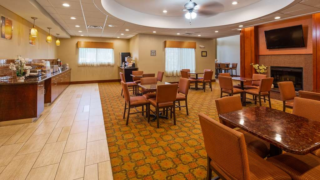 Best Western Plus Finger Lakes Inn & Suites - Restaurante/Comedor