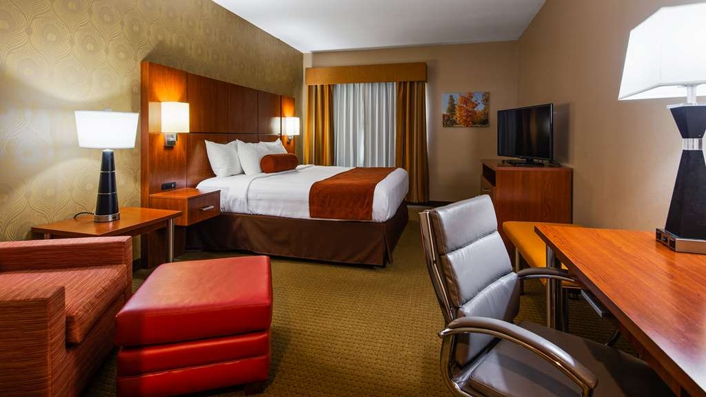 Best Western Plus Finger Lakes Inn & Suites - Camere / sistemazione