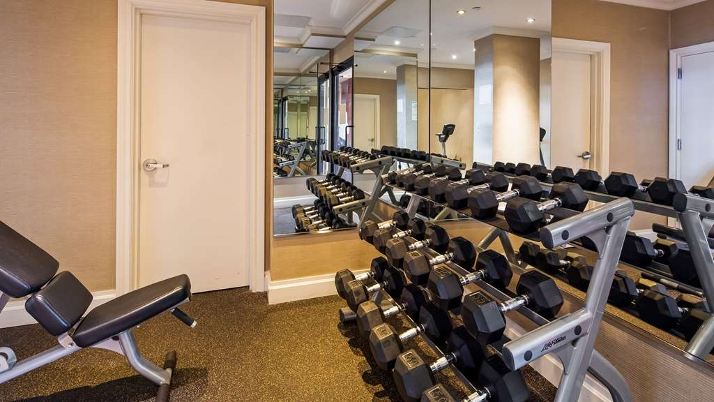 Best Western Queens Gold Coast - Club de remise en forme