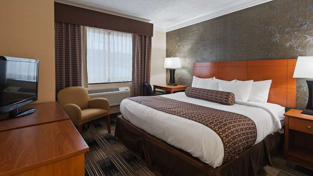Best Western The Inn at Rochester Airport - Camere / sistemazione