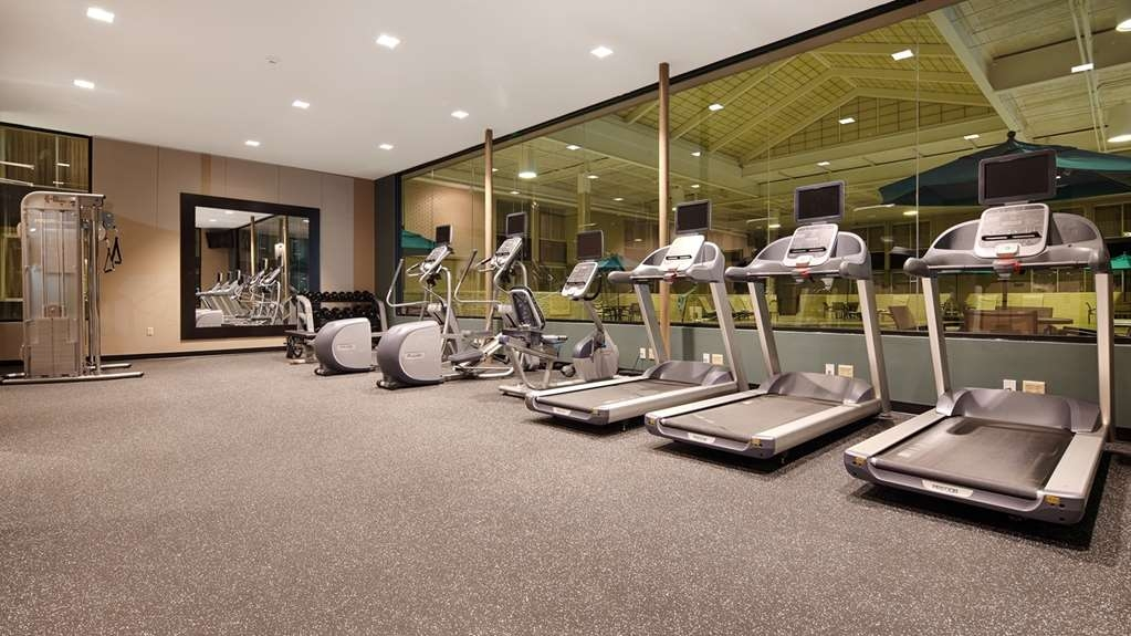 Best Western Plus Kingston Hotel and Conference Center - Fitnessstudio
